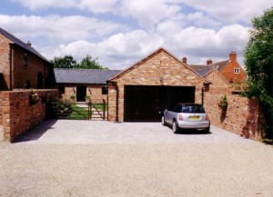 Complete barn conversion